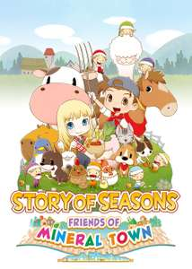 Download STORY OF SEASONS: Friends of Mineral Town (Harvest Moon) für die Switch