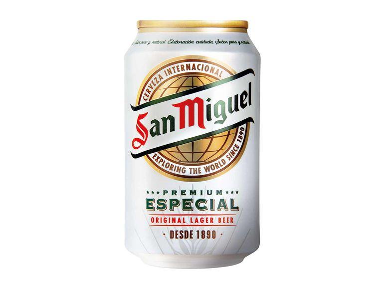 San Miguel Especial 0,33l Dose ab 02.07. für nur 0,67€ [LIDL]
