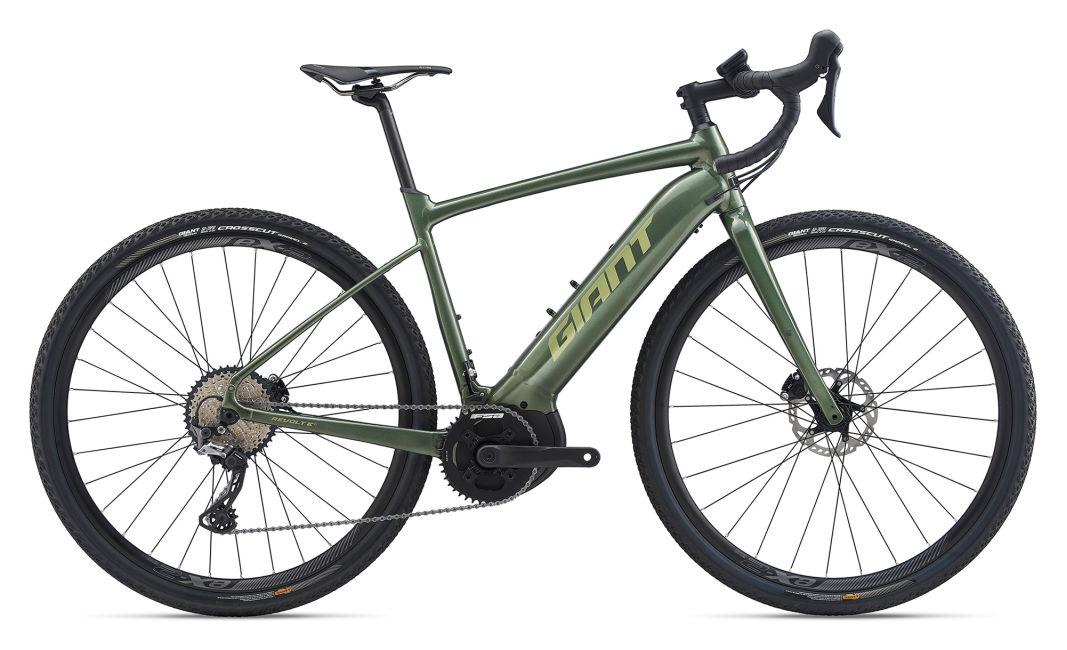 Giant Revolt E+ Pro E-Bike (2020) für 12 % günstiger bei 4thebike.de