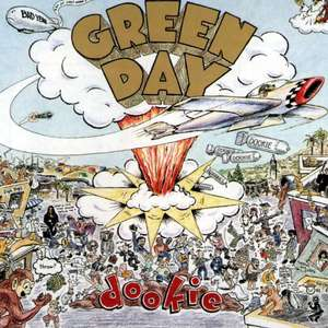 Green Day - Dookie [CD inkl. AutoRip] für 5,99€ @ Amazon Prime
