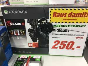 [LOKAL] Media Markt Berlin Hbf / XBOX ONE X 1 TB + Gears 5
