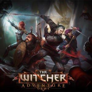 The Witcher Adventure Game (PC) für 1,49€ (GOG)