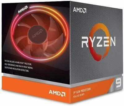 AMD Ryzen 9 3900x (12x 3,8GHz, AM4, 70MB Cache)
