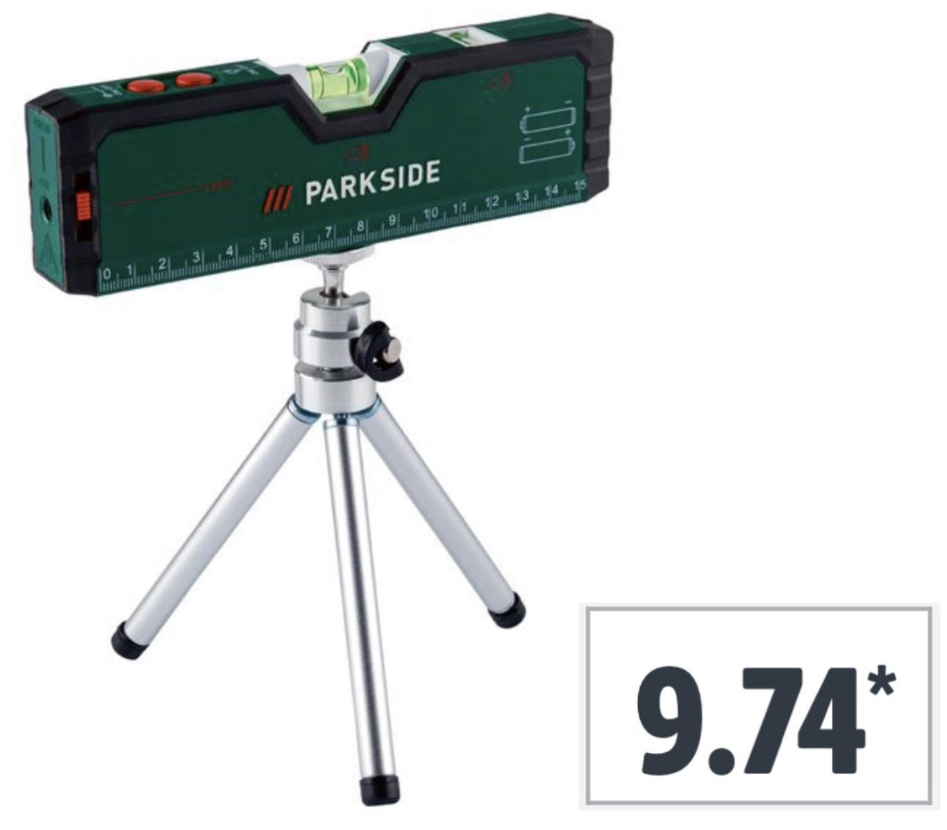 Laser-Wasserwaage mit Kreuzlinien- und Linienlaser für 9,74€ / Schallpegel Messgerät oder pH Wert Messgerät für je 8,76€