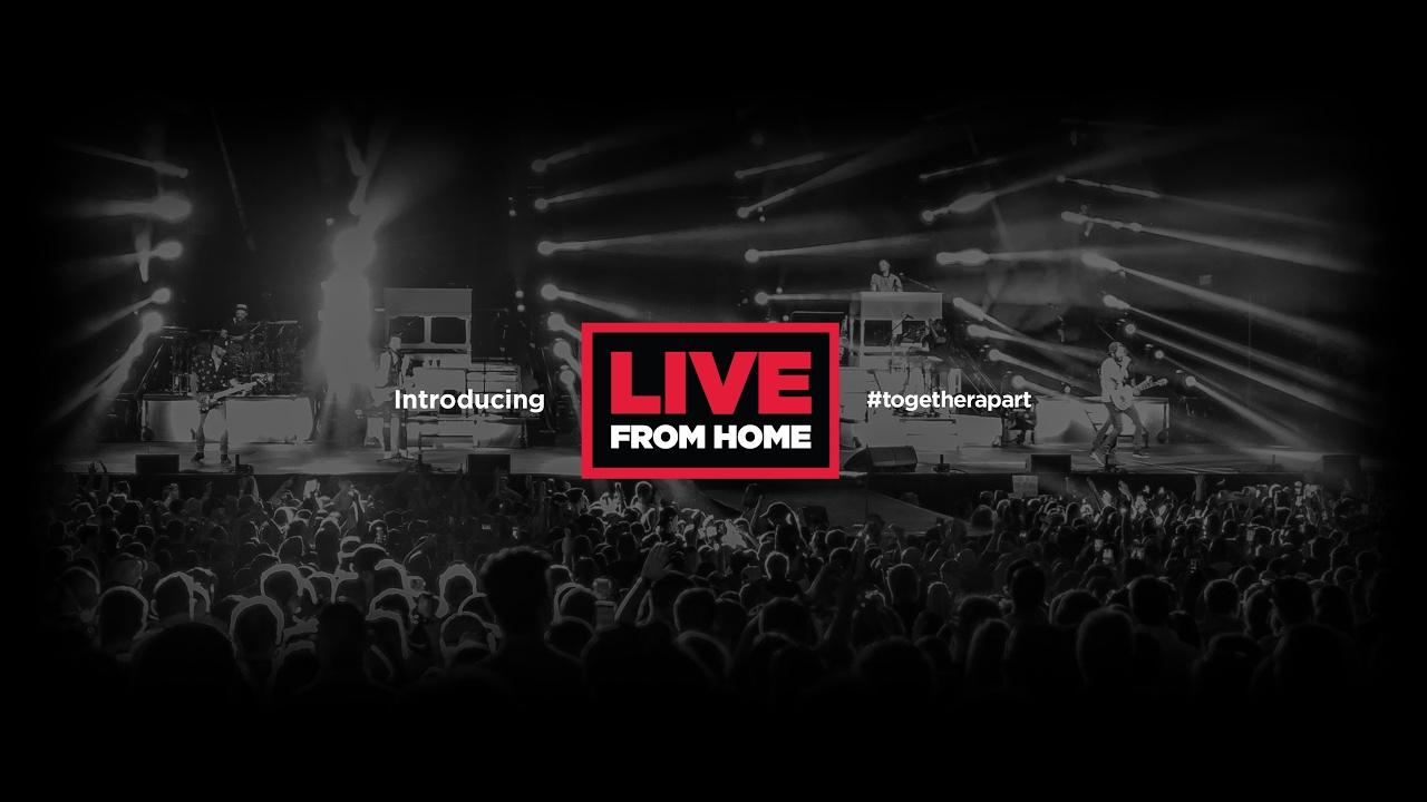 """Depeche Mode """"Live Spirits"""" (volles Konzert aus Berlin) am 25.6. ab 21h (VÖ 26.6.) @ Youtube"""
