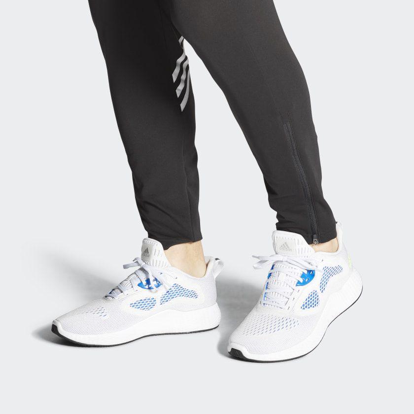 Adidas Edge RC 3 Schuh Cloud White / Signal Green / Glow Blue (39 -49) [Adidas Store]