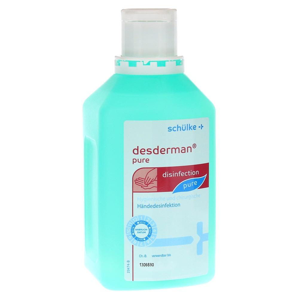 [DocMorris] 1,5l Desderman Händedesinfektion (3x500ml) - Nicht zum horten gedacht !!! Ist für ALLE