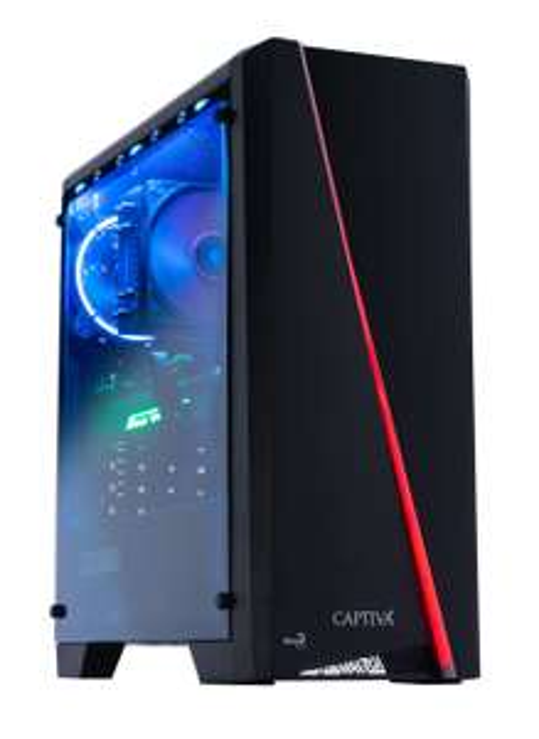 Low budget Gaming PC Ryzen 2600X (3600X), RTX 2060 6GB, 16GB DDR4-2400 (2666), B450, 480GB SSD + 1TB HDD, ohne Win