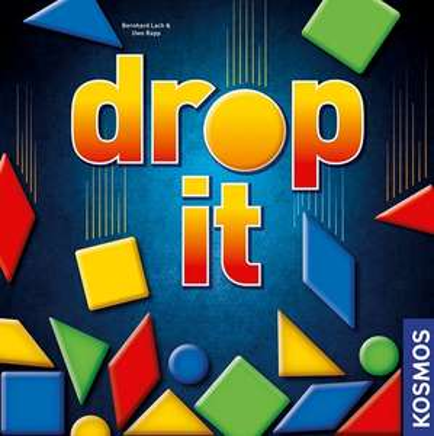 Drop It (Brettspiel, Gesellschaftsspiele)