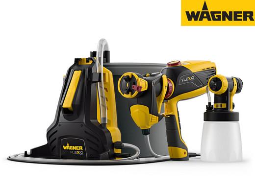 WAGNER W 990 FLEXiO Farbsprühsystem