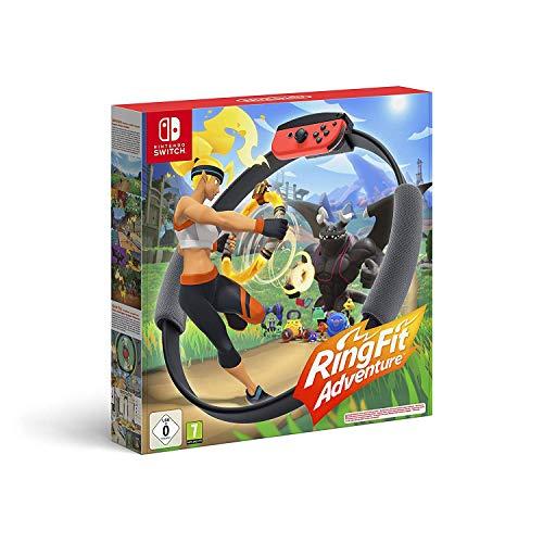 [Amazon ES] Ring Fit Adventure - Nintendo Switch