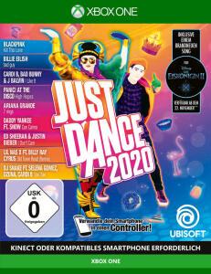 Just Dance 2020 (Xbox One) für 17,54€ (Amazon Prime & Müller Abholung)