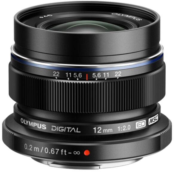 Bis zu 300€ Sofortrabatt beim Kauf einer Olympus M.Zuiko Festbrennweite Objektive | zB Olympus M.Zuiko Digital ED 12mm F2 für 518€