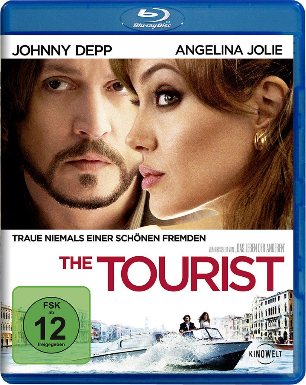 The Tourist (Blu-ray) für 3,48€ (Dodax)