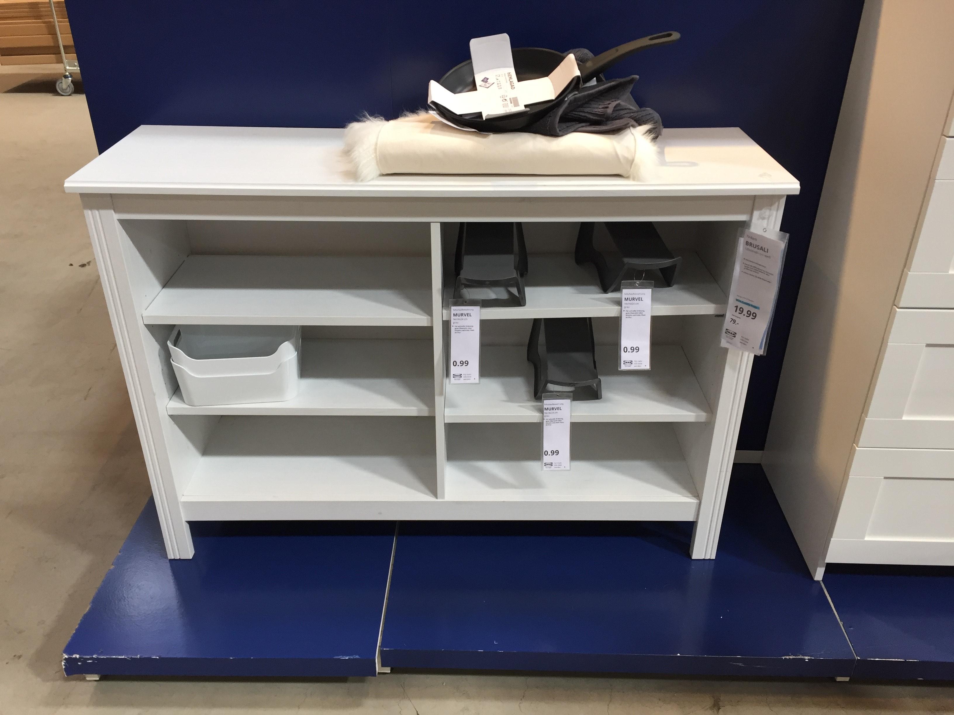(Lokal Ikea Köln Butzweilerhof) Ikea family TV-Bank brusali