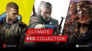Ultimate RED Collection: CyberPunk 2077 + The Witcher (full collection) PC (gog Russia VPN and a clear tuto)