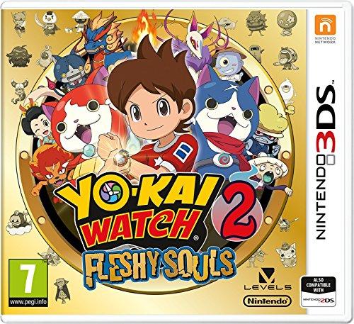 Yo-Kai Watch 2: Kräftige Seelen (3DS) für 7,20€ (Amazon UK)