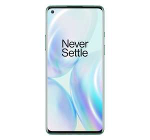"OnePlus 8 256/12GB (Snapdragon 865, 6.55"" 90Hz HDR10+ Amoled, 4300mAh Akku, NFC: Google Pay, 180 Gramm)"