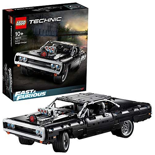 LEGO® Technic 42111 Technic Dom's Dodge Charger Bauset AMAZON