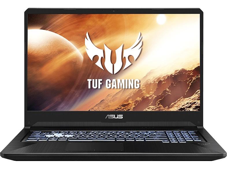 Asus TUF Gaming Notebook - 17,3 Zoll - Ryzen 7 3750H - GeForce GTX 1650