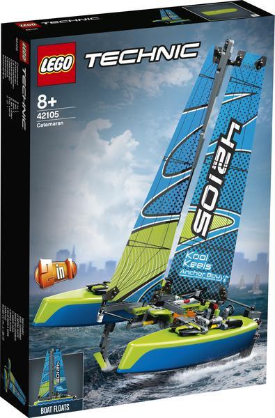 LEGO® Technic 42105 Katamaran bei Amazon