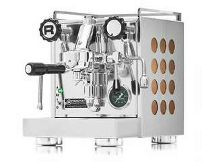 Rocket Espresso Appartamento Kupfer Espressomaschine Zweikreis-System