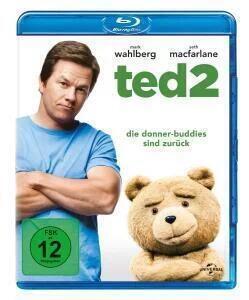 Ted 2 (Blu-ray) für 3,48€ (Dodax)