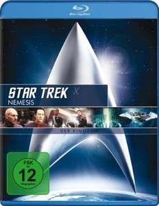 Star Trek X: Nemesis (Blu-ray) für 4,67€ (Amazon Prime & Dodax)