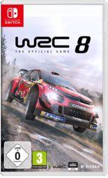 World Rally Championship 8 (WRC 8) (Switch) [Netgames]