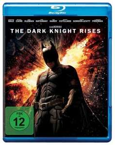 [Bluray] The Dark Knight Rises + Ziemlich Beste Freunde = 19,90€