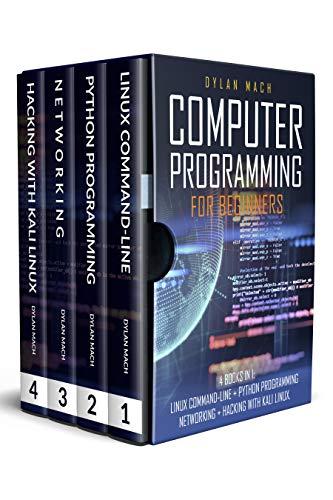 4 in 1 eBook Linux & Python Programming, Networking, Hacking kostenlos (Amazon.de)