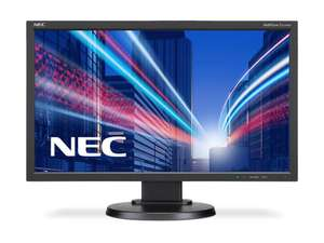 "NEC MultiSync E233WMi - LED-Monitor - 58.4 cm (23"") 6 ms - 1920 x 1080 Full HD IPS Pivotfunktion Officemonitor"