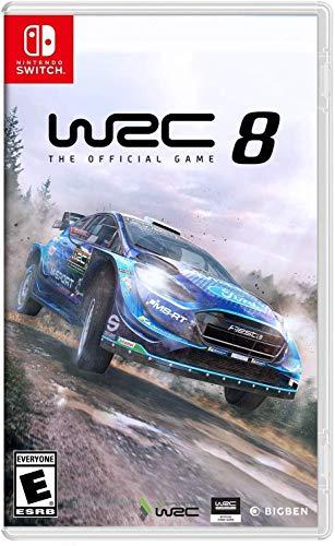 WRC 8: FIA World Rally Championship (Switch) für 21,80€ inkl. Versand (Amazon.com)