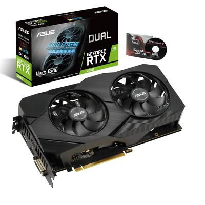 ASUS Dual GeForce RTX 2060 Advanced edition EVO 6GB GDDR6