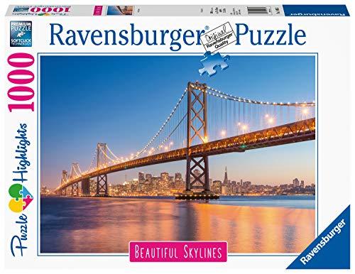 Ravensburger Puzzle - San Francisco 1000 Teile für 8,82€ (Amazon Prime & Real Abholung)