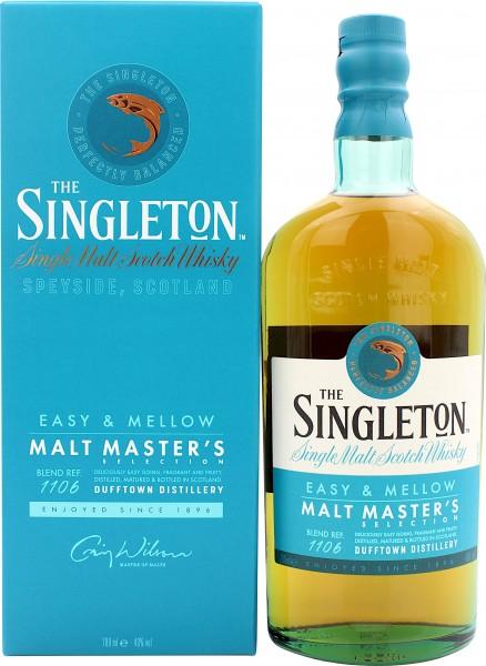 Singleton of Dufftown Malt Master's Selection (Scotch Whisky)