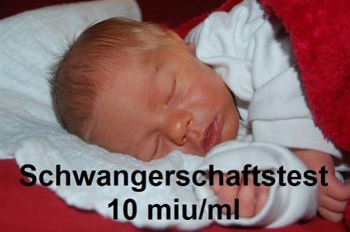 6 Schwangerschaftstest 10mIU/ml für nur 1,50 EUR + 0,69 EUR Versand!