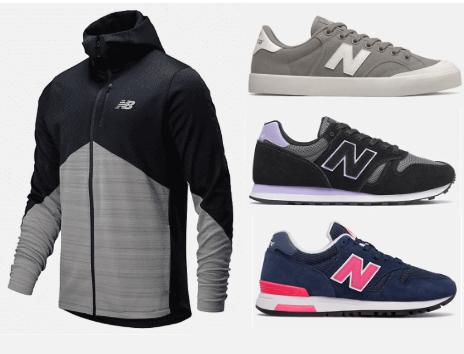 Bis zu 50% Sale + 20% extra mit Code bei New Balance, zB: Sneakers 565 Damen (Bild unten)