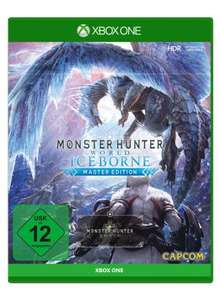 [lokal Bad Segeberg] Monster Hunter: World - Iceborne für 15€ & Battlefield V für 6€ (Xbox One)