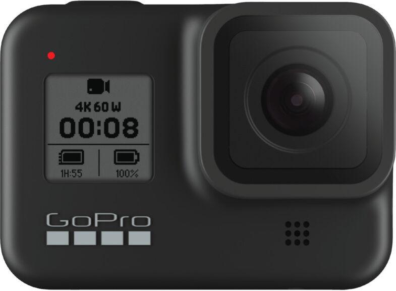 GoPro Hero 8 Black 4K Actioncam für 296,98€ inkl. Versandkosten