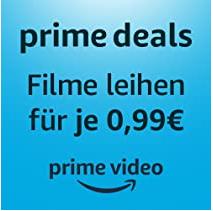 Prime Deals - ausgewählte Filme leihen für je 0,99€ [Amazon]