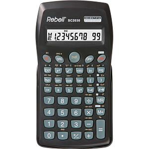 REBELL SC2030 Wissenschaftlicher Taschenrechner, 10 Stellen für 3,99 Euro oder Sharp EL 531 für 12,99 Euro [ Müller ]