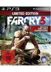 Far Cry 3 Limited Edition Steelbook für 39,99€ bei Saturn im Onlineshop