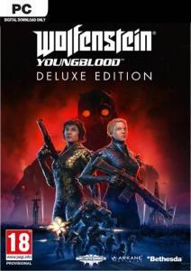 Wolfenstein: Youngblood Deluxe Edition (PC) für 10,97€ (CDkeys)