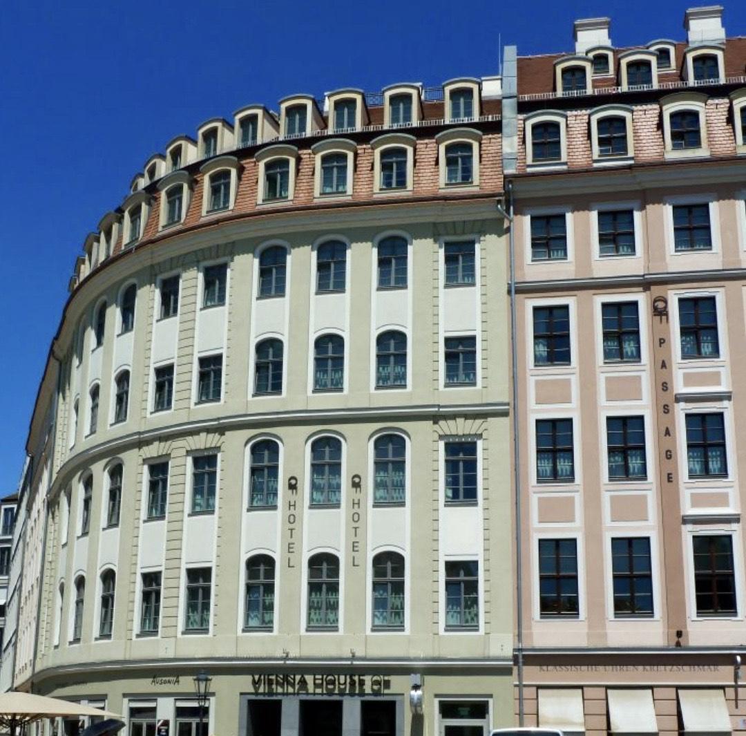 5 Sterne Hotel Vienna House QF Dresden DZ inkl. Frühstück