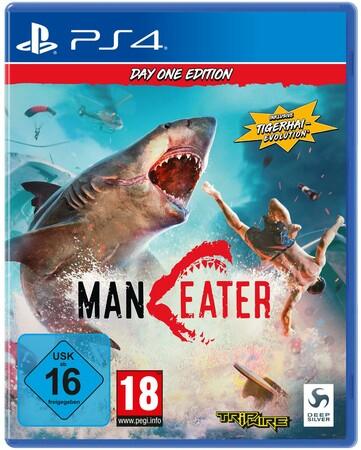 Sei der Hai! MANEATER für PS4 bei Expert