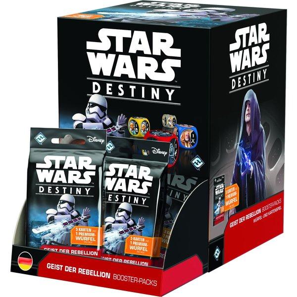 [Check24] - Star Wars Destiny - Geist der Rebellion - Booster Display - Preisfehler?