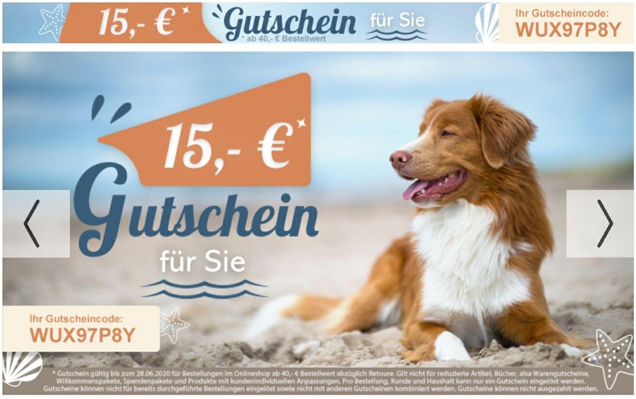 alsa-hundewelt *15€ Gutschein ab 40€ MBW*