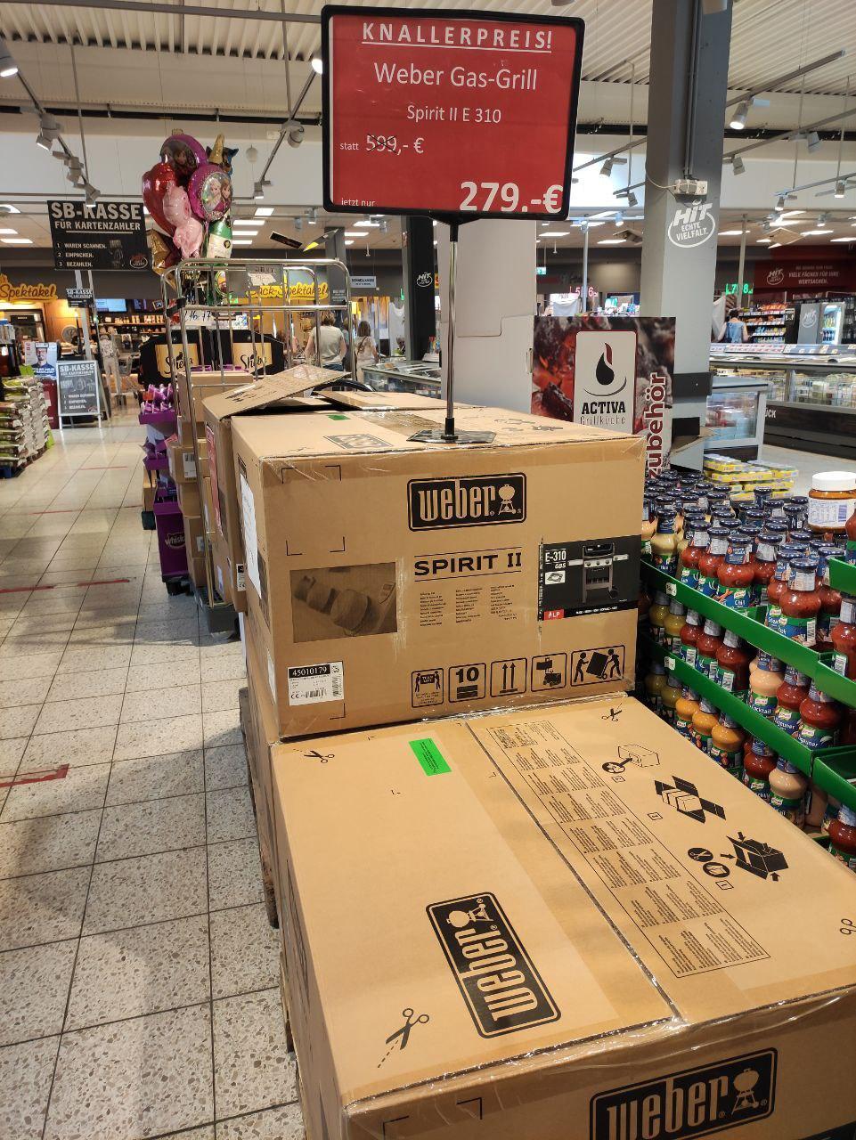 [Lokal Sankt Augustin HIT Markt] Weber Spirit II E 310 GBS