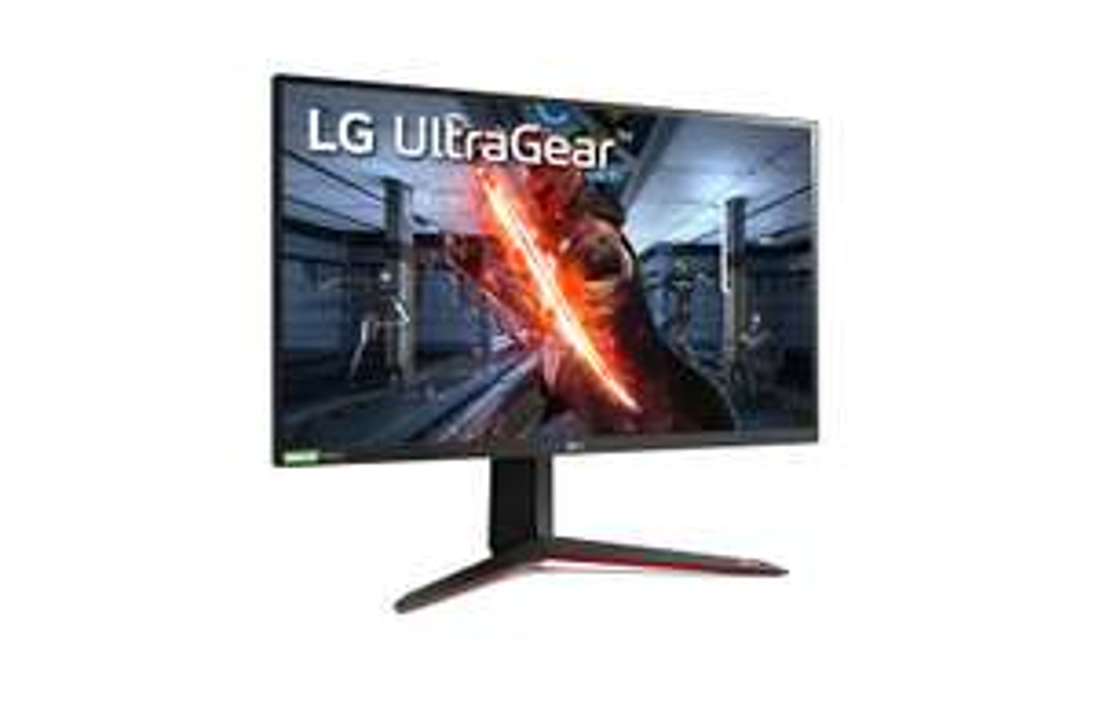 LG 27GN850-B | 27 Zoll | Nano IPS | WQHD | 144 Hz (Nachfolger 27GL850-B)